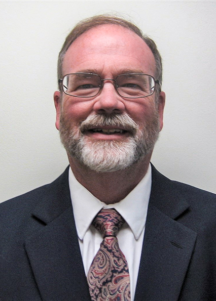 Chaplain David Parry, DMin, BCC