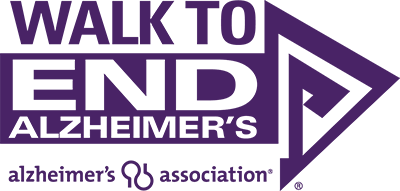 Alzheimer's Walk Logo